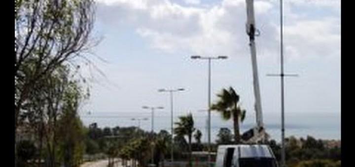 El Ayuntamiento ahorra 500.000€ en electricidad