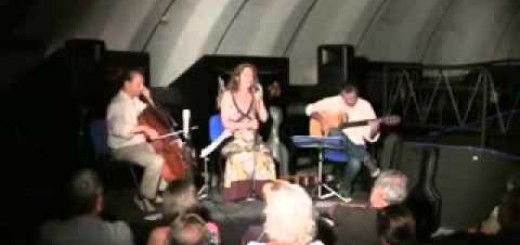 La cantante Liona Gilad graba DVD acústico en Corominas