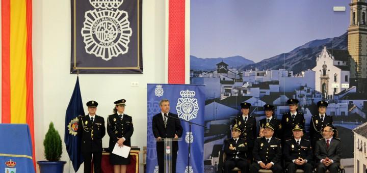 80 años de la Policía Nacional en Estepona
