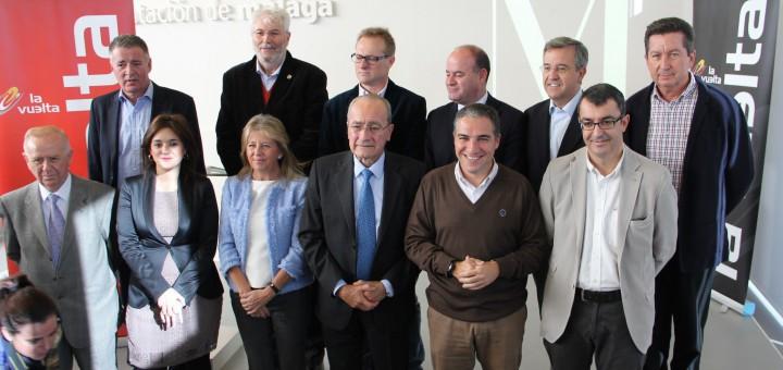 Estepona acogerá la salida de la cuarta etapa de la Vuelta 2015