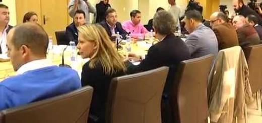 Mancomunidad aprueba el Presupuesto para el 2015