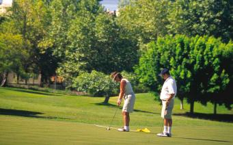 Club de Golf El Coto (9 hoyos)