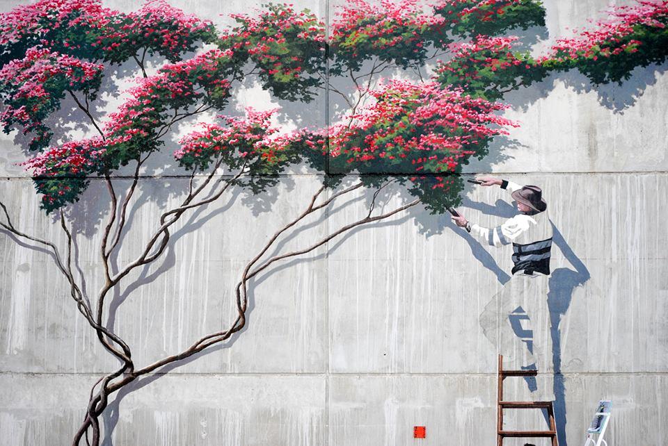 Resultado de imagen de ruta de murales artisticos
